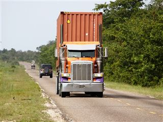 Truck shifting services from lucknow